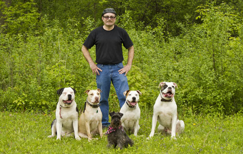 Todd Thurber - Milwaukee Dog Trainer